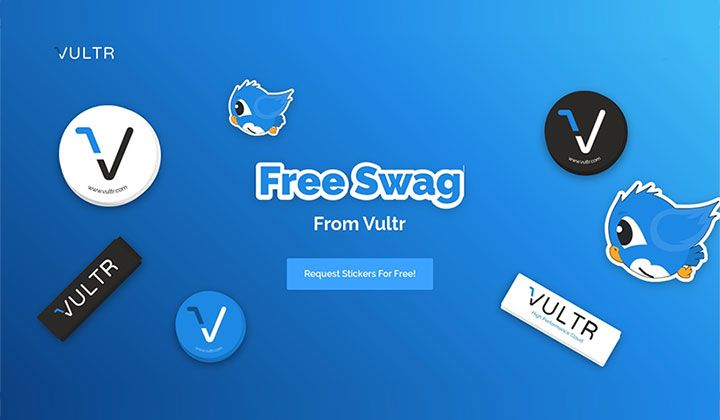 Free vultr stickers cloud computing cloud computing