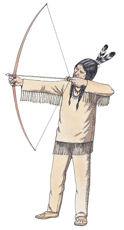 Wooden Bow And Arrow From Hatchet | Wooden Thing