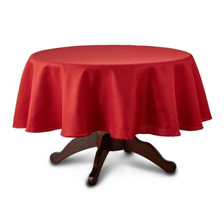 Home Red Tablecloth Tablecloth Fabric Small Accent Tables