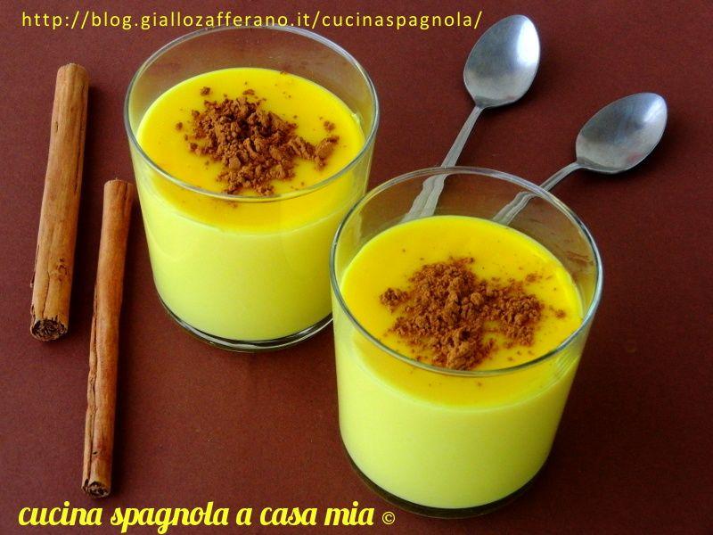Natillas comidas postres and flan for Cucina spagnola