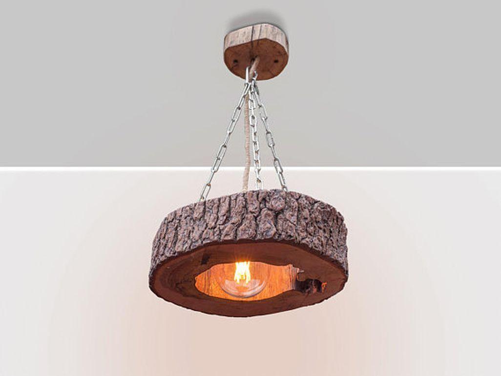 Lampsbulbslampshades Mit Bildern Deckenlampe Holz Rustikale