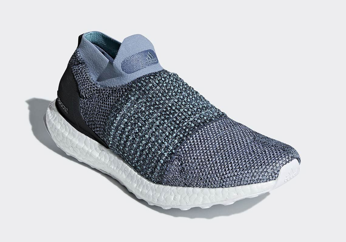 1879a4d095a Parley x adidas Ultra Boost Laceless CM8271 Release Date