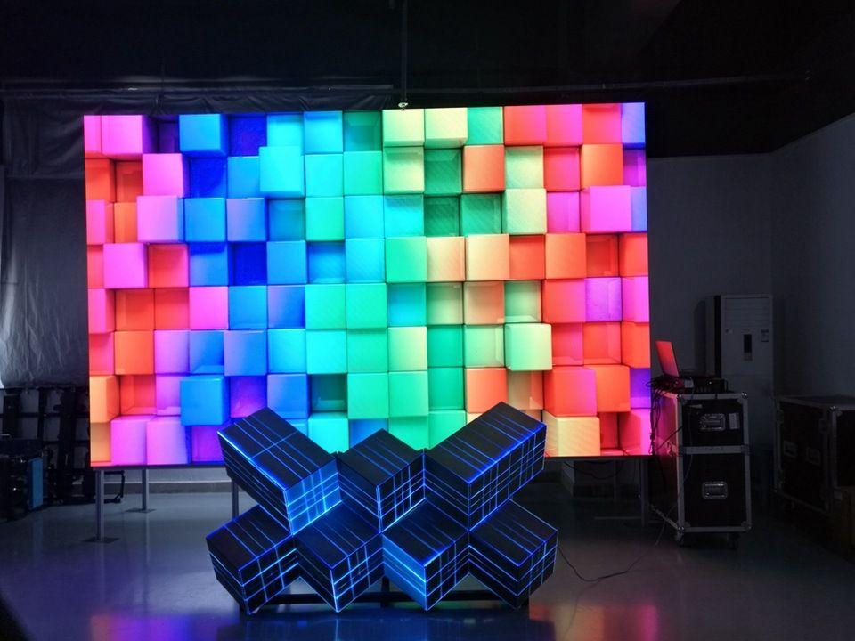 outdoor full color super clear p3 91 led display screen