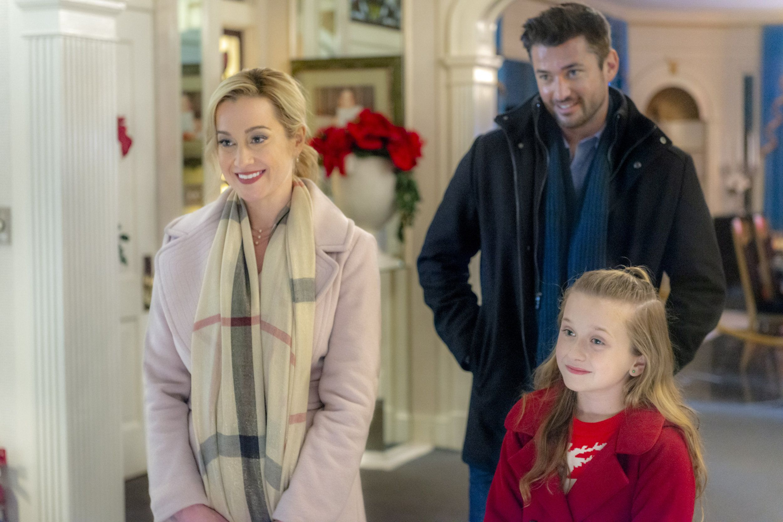 Christmas At Graceland 2018 Hallmark Poster.Check Out The Photo Gallery From The Hallmark Channel
