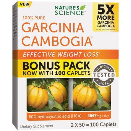 Health Pure Garcinia Cambogia Natural Supplements Nutritional