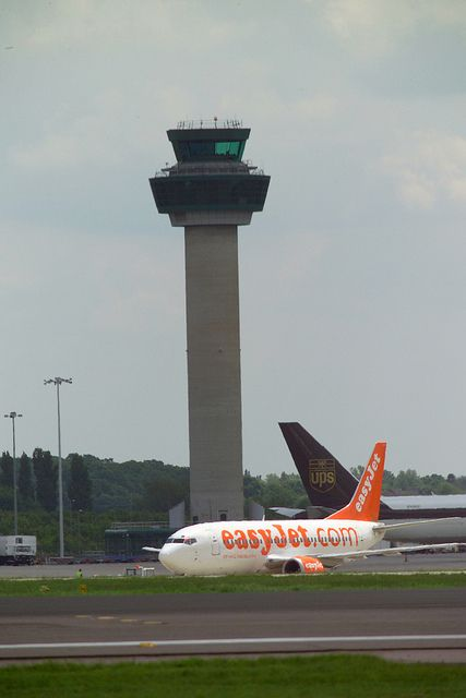 Stansted Tower London Stansted Airport Aviation Photography Tower