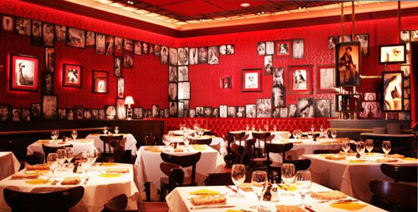 Strip House Restaurant Is A Meat Lovers Dream With Great Decor Steak House Nyc Restaurant House Restaurant