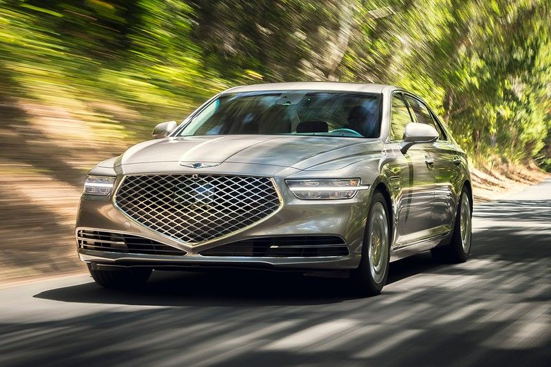Genesis G90 Introduces A Whole New Level Of Luxury For 2020 Hyundai Genesis New Car Wallpaper Luxury Sedan