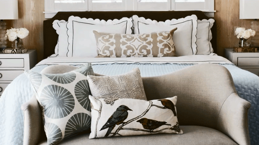 New Small Bedroom Decorating Tips