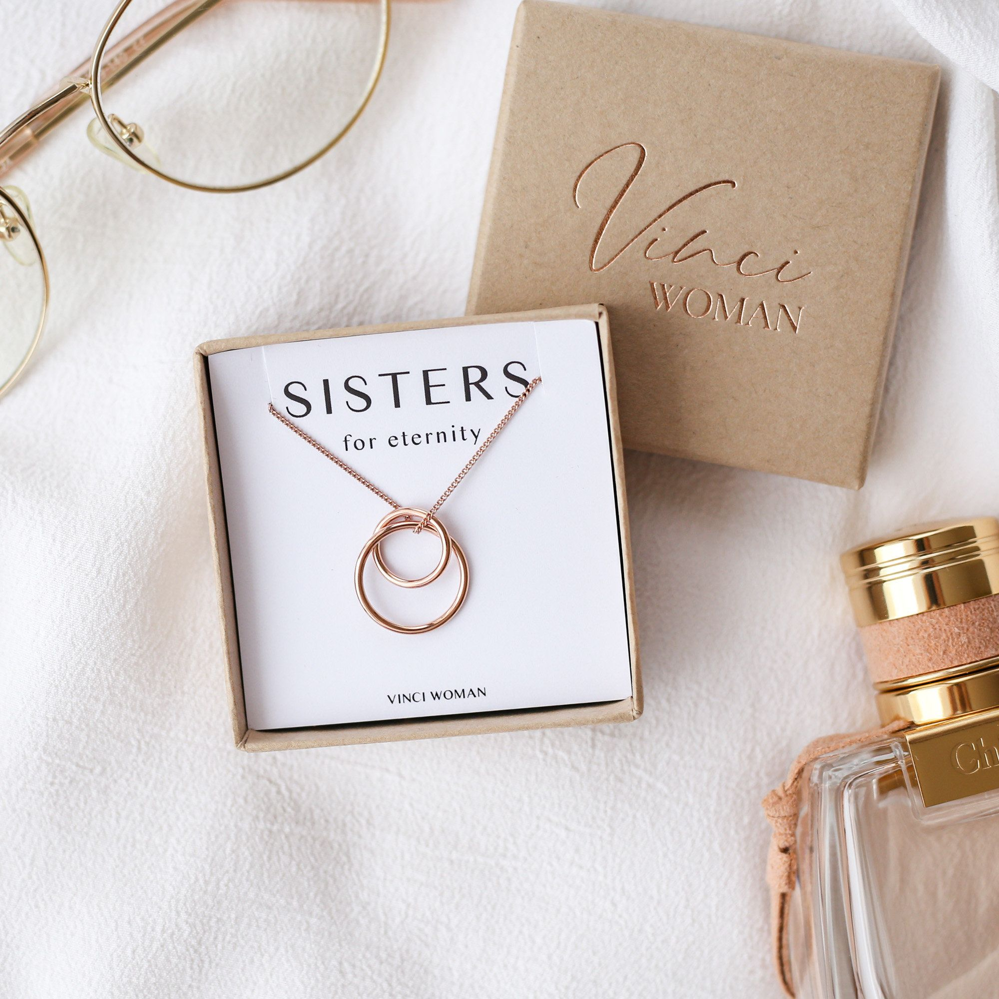 Sister birthday gift soul sister necklace sisters for