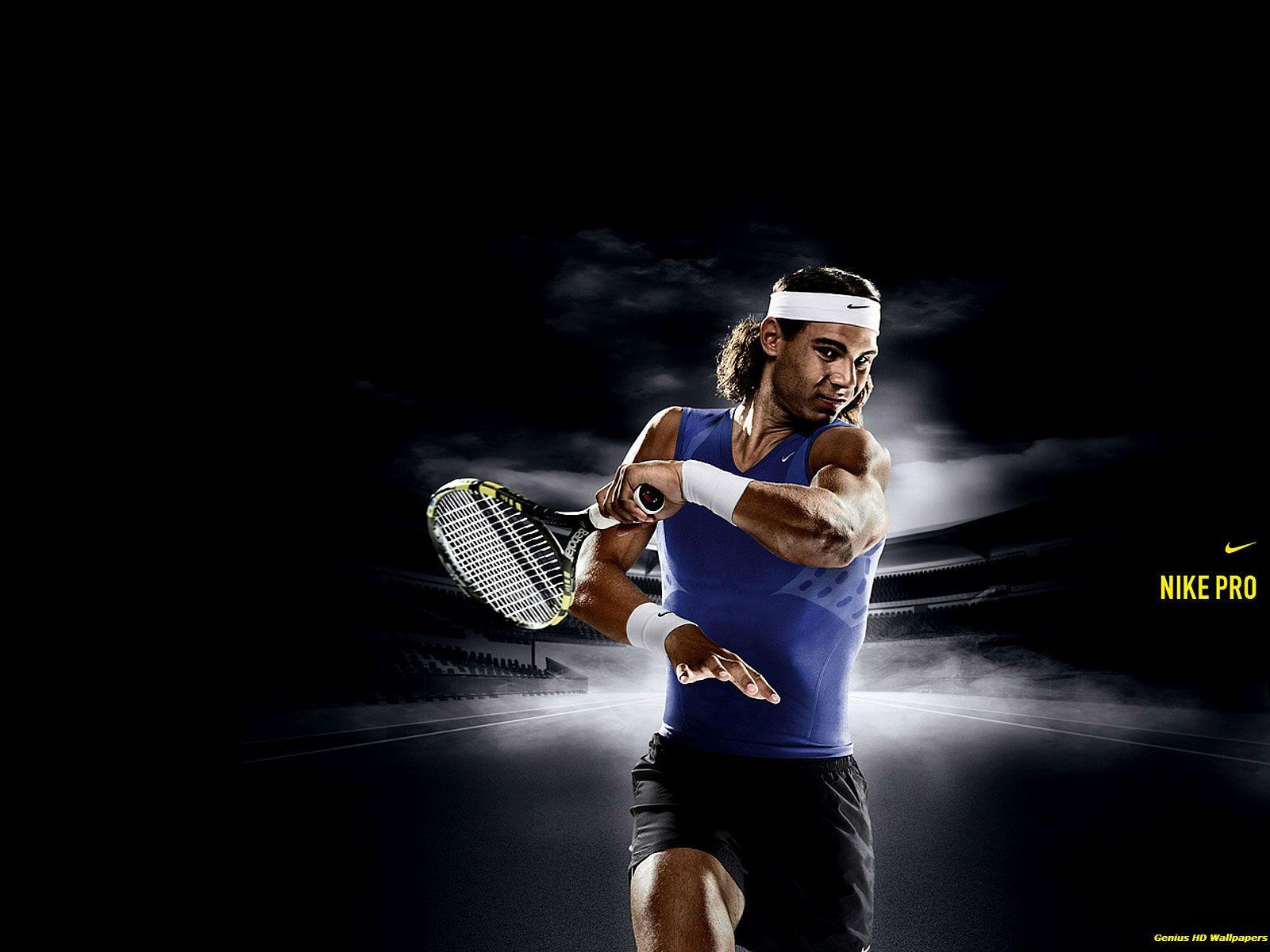 Rafael Nadal Latest Nike Wallpapers Rafael Nadal Tennis Wallpaper Tennis Stars