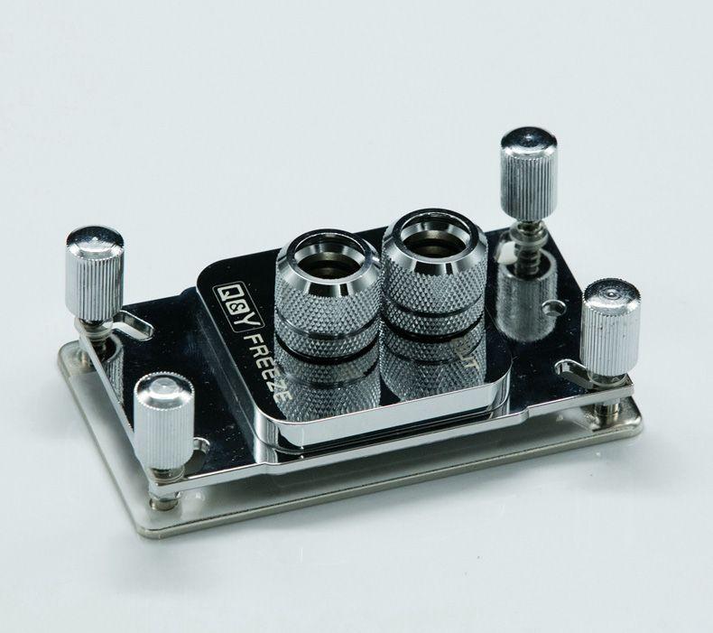 Q Y Full Metal Cpu Water Cooling Block For Amd Lga771 Affiliate