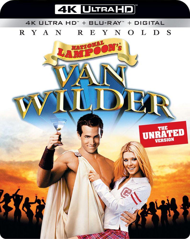 National Lampoon's Van Wilder [4K Ultra HD Blu-ray/Blu-ray