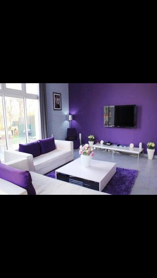 Fresh Purple Rooms Ideas