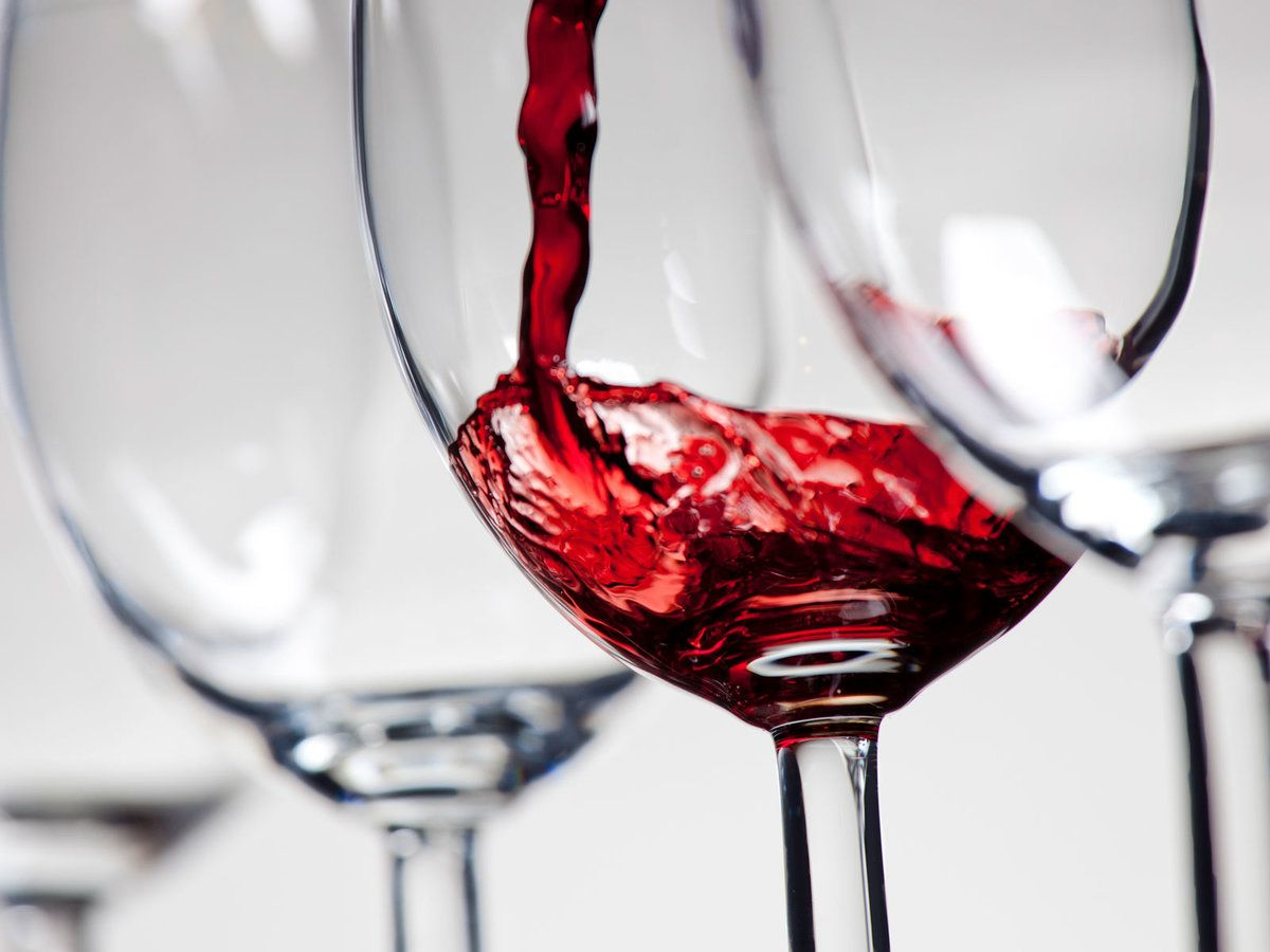 Dry Red Wines Big Tannins Are Literally Bigger Study Says Dry Red Wine Red Wine Dry Wine