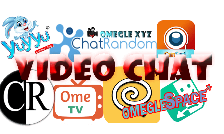 Omegle Video Chat panosundaki Pin