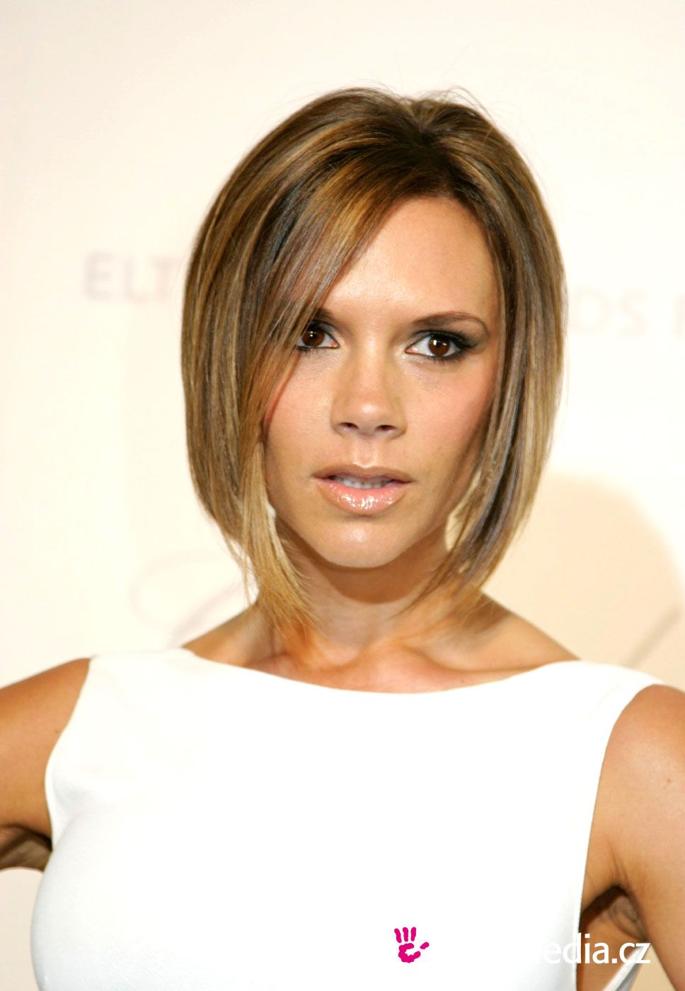 Think A Stacked Bob Is The Next Thing Beckham Frisur Frisur Bob Hinten Victoria Beckham Frisur