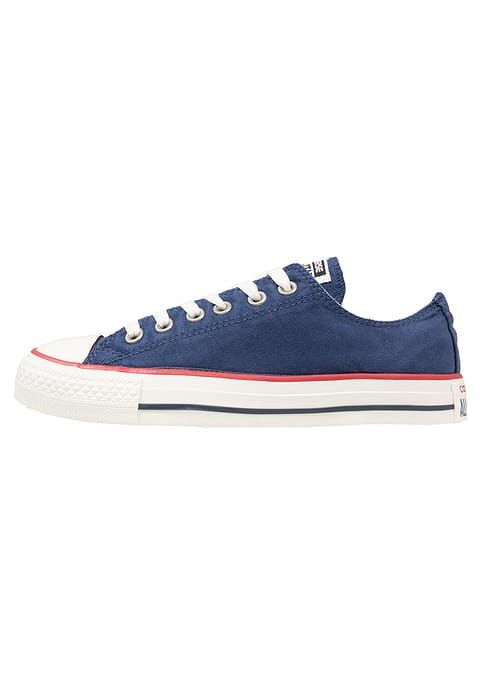 CHUCK TAYLOR ALL STAR OMBRE WASH - OX - Sneaker low - midnight navy/garnet/ egret | Ombre, Converse sneakers and Converse