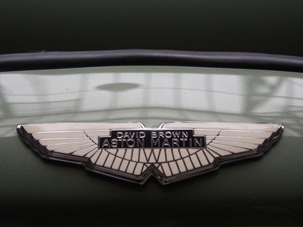 David Brown Aston Martin