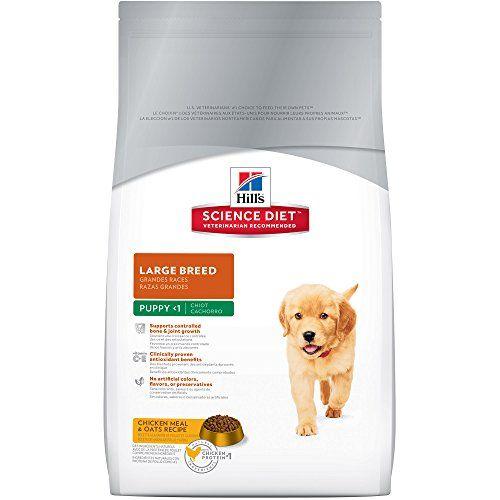 great dane puppy food hills science diet