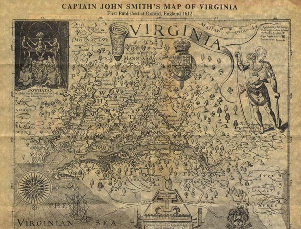 "The Jamestown Experience John Smith s ""Virginia"""