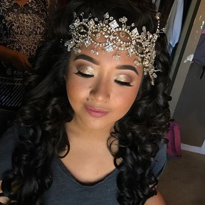 50 Beautiful Quinceanera Hairstyles