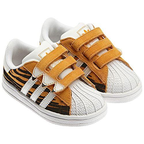 adidas Superstar Tiger CF Shoes Q20405