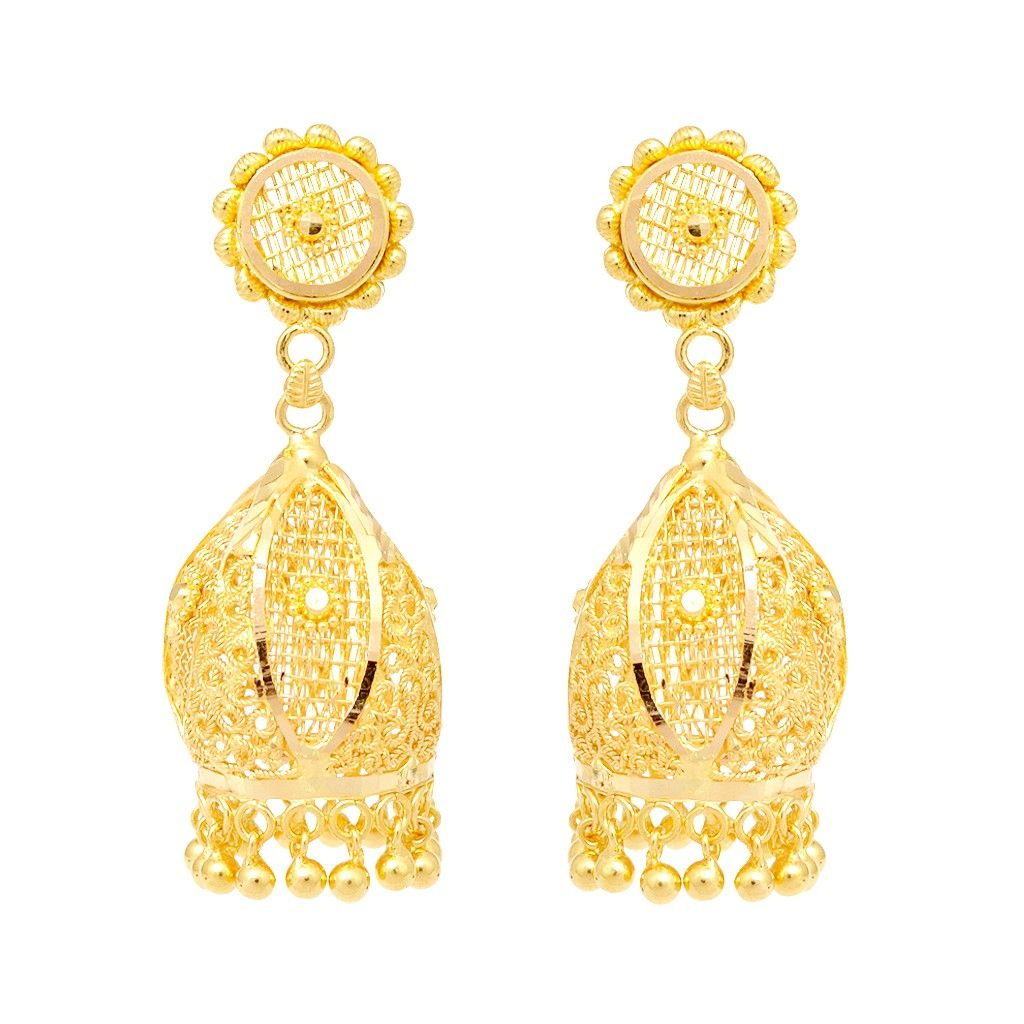 Grt Gold Earrings Designs - http://www.inspirationsofcardiff.com ...