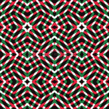 D sordre g om trique bord e seamless brillant transparent vecteur fond sans fin Labyrinthe d coratif Banque d'images