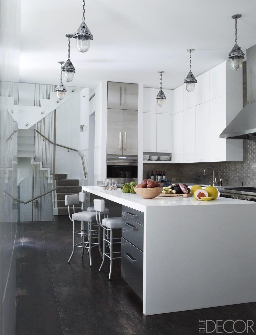 Küchenschränke weiß weiß auf weißem küchendesign für den leichteren twist in