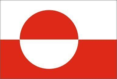 Greenland Flag 3ft X 5ft Polyester By Us Flag Store 6 99 3ft X 5ft International Flag Printed Polyester May Be Made Outside Greenland Flag Flag Store Flag