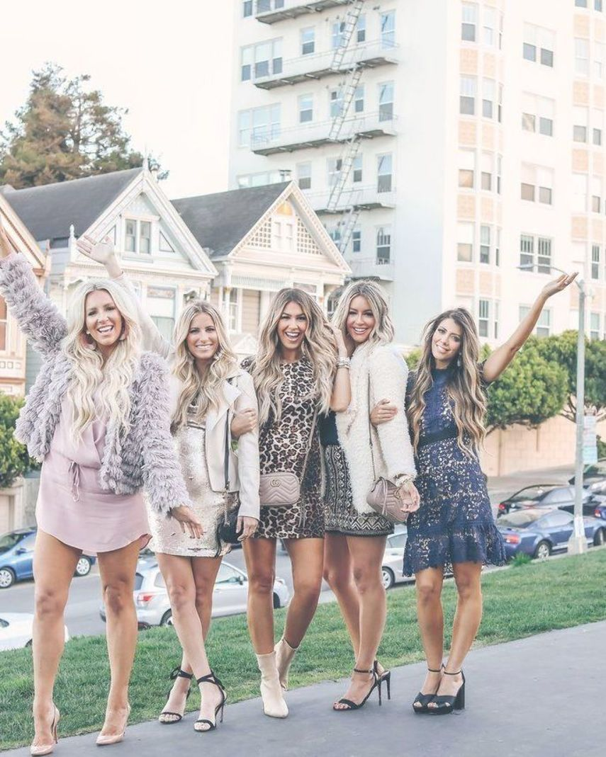 Girls Trip To San Francisco With Vici Vici The Girl In The