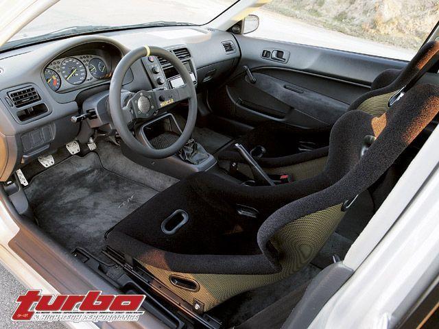 Custom 1999 Honda Civic Ek Turbo With K20a Engine Turbo Magazine Honda Civic 1999 Honda Civic Honda Civic Ex