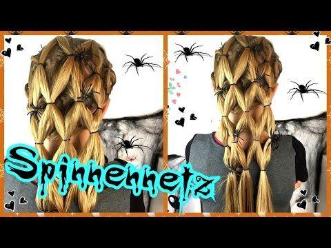 Coole Spinnennetz Frisur Fur Halloween Kostum Spinne Hexe Halloween Frisuren Halloween Kostum Spinne Halloween Frisuren Hexe