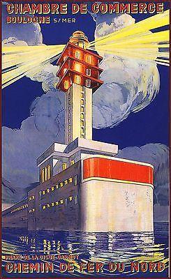 chambre de commerce boulogne sur mer france 1930