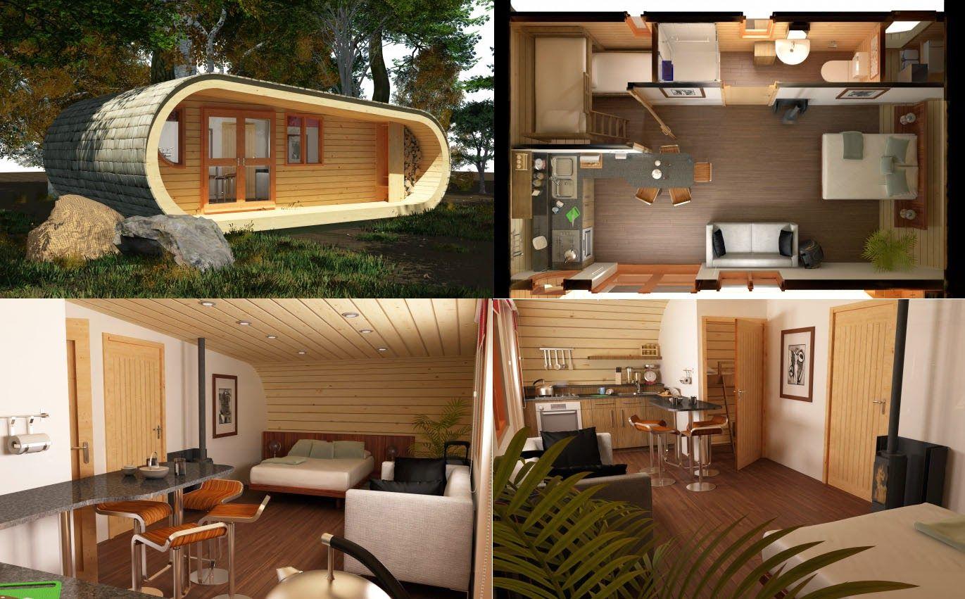 ECOCASA PORTUGUESA: Eco Casas   Casa Modular Feita De Madeira