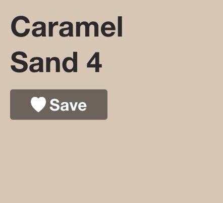 Dulux Caramel Sand 4 Dulux Paint Dulux Milk Pail