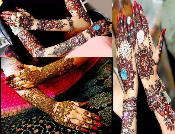 Bridal Mehndi On Dailymotion : Mehndi designs for hands pinterest