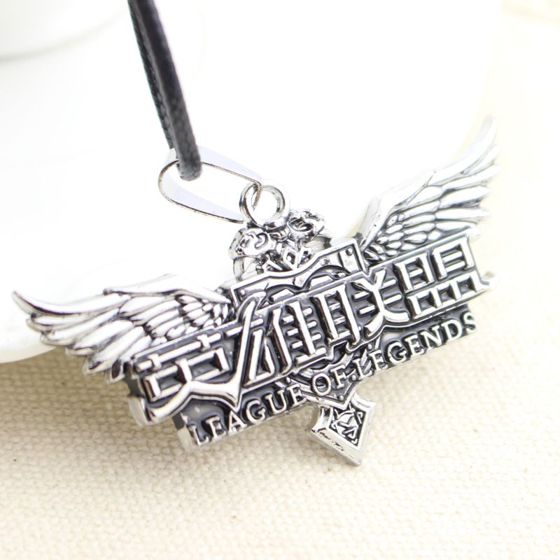 Like and Share if you want this  League of Legends Necklace     Tag a friend who would love this!     FREE Shipping Worldwide     #dota #dota2 #cosplay #gaming    Buy one here---> http://giffmemana.com/league-of-legends-necklace/