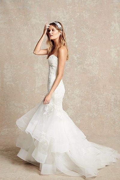 KleinfeldBridal.com: Bliss Monique Lhuillier: Bridal Gown: 33130568 ...