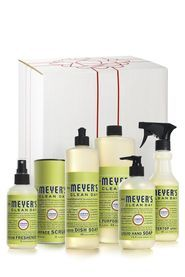 Lemon Verbena Cleaning Gift Set Mrsmeyers I Tried The Countertop
