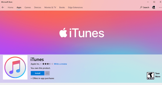 Download iTunes app free for Windows 10 PC laptop | Internet