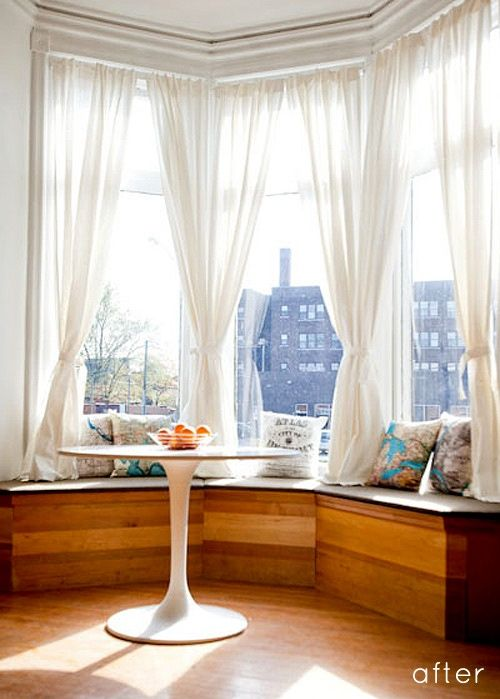 Best Of Modern Curtains for Bay Windows