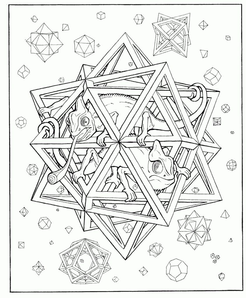For Your Coloring Pleasure Geometric Coloring Pages Space Coloring Pages Flag Coloring Pages