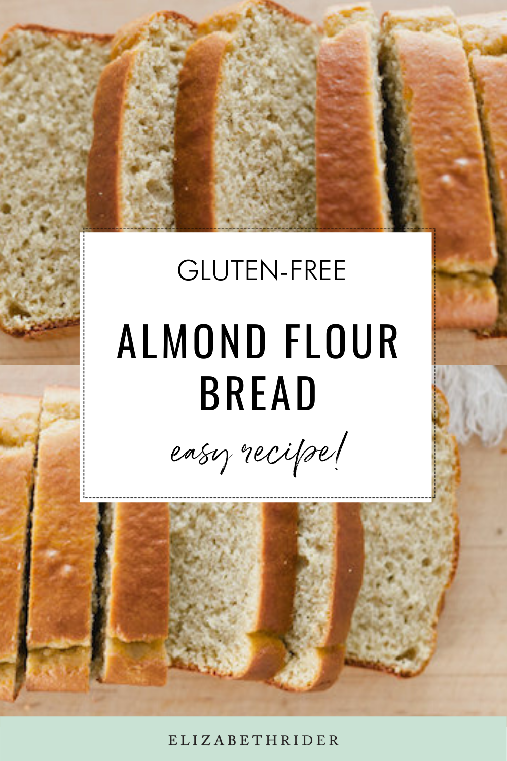 Healthy Almond Flour Bread Recipe Gluten Free Recipe In 2020 Almond Flour Bread Recipes Almond Bread Almond Flour Bread