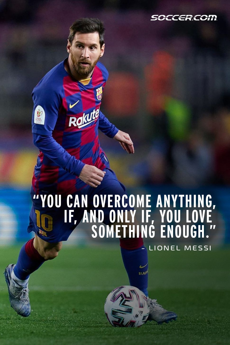 Best Inspirational Soccer Quotes Soccer Com In 2020 Inspirational Soccer Quotes Lionel Messi Motivational Soccer Quotes