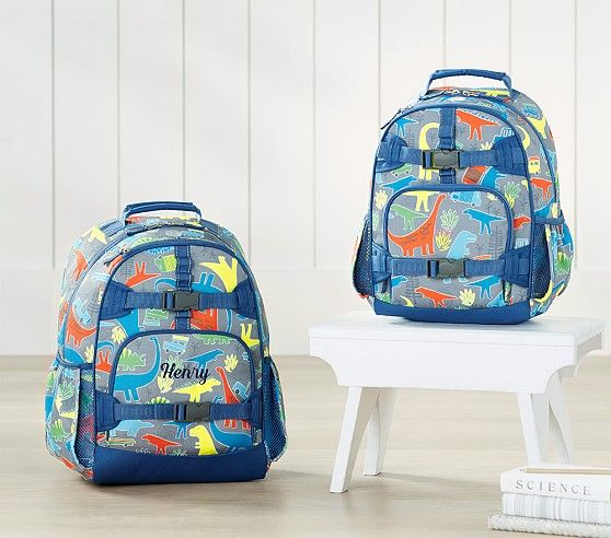 Make Their First Day Of School A Special One With Toddler Backpacks In Fun Colors And Styles Pottery Barn Kids Has Backpack Sizes For All Ages