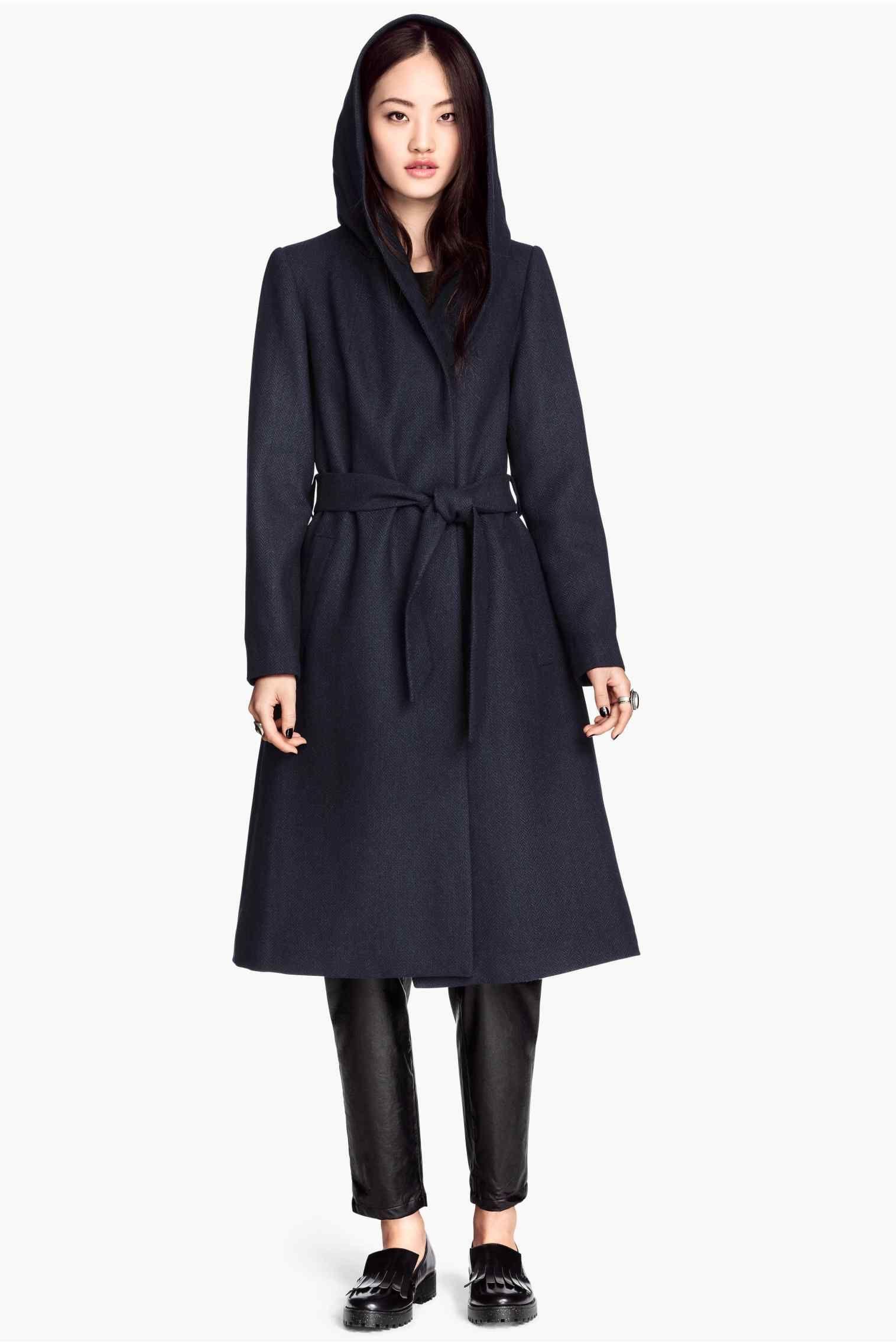 1d26fb5d6b1c Manteau en laine mélangée   H M   Coats   Pinterest   Manteau laine ...