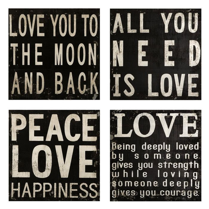 Word Wall Decor Plaques Signs Glamorous Pintheresa L On Wordsjust Words Pinterest  Wall Art 2018