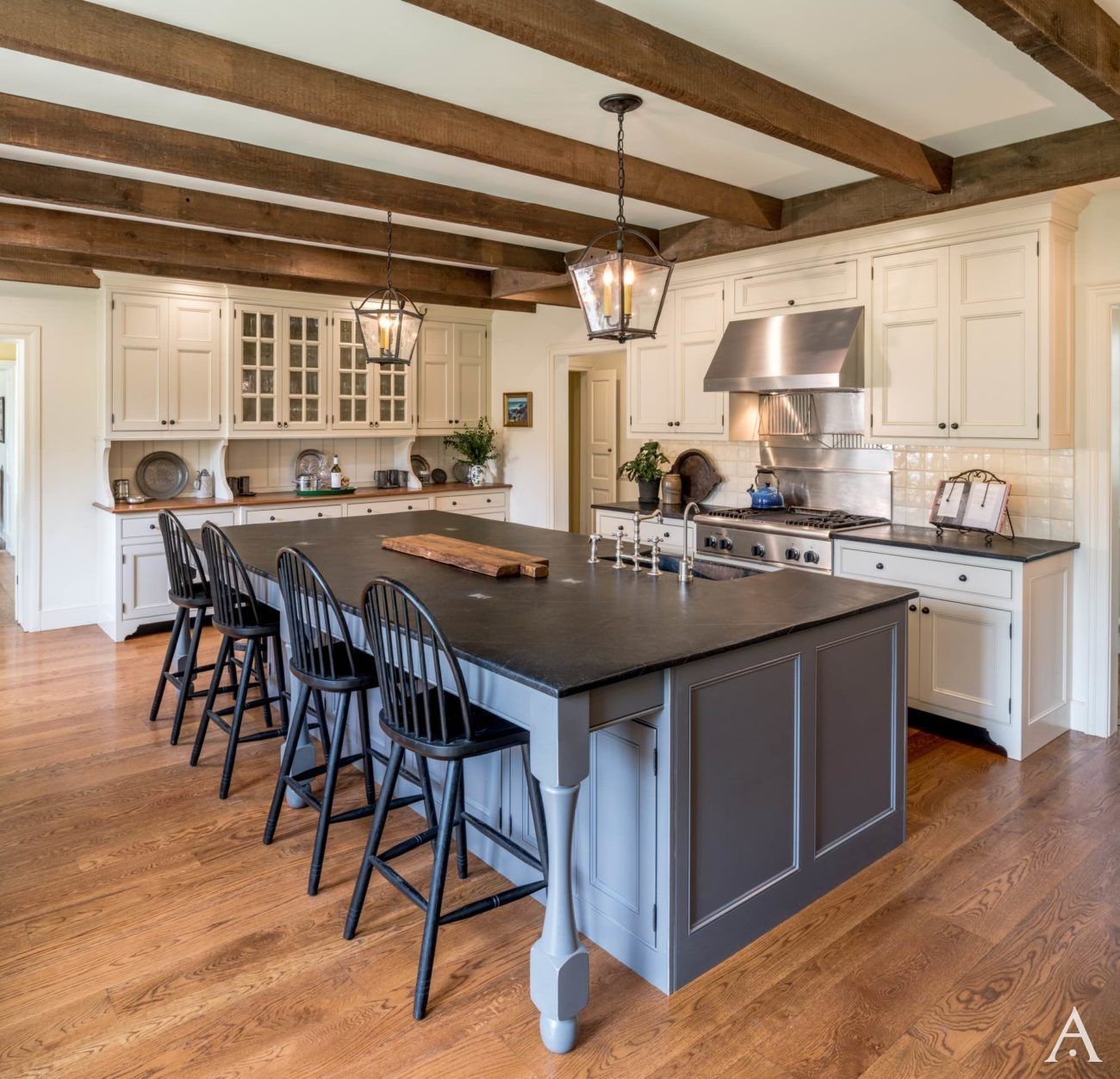 Period Kitchens Designs Renovation: Counter For Wet Bar Addition & Renovation To John Bartram